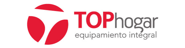 logo TOPhogar equipamiento integral